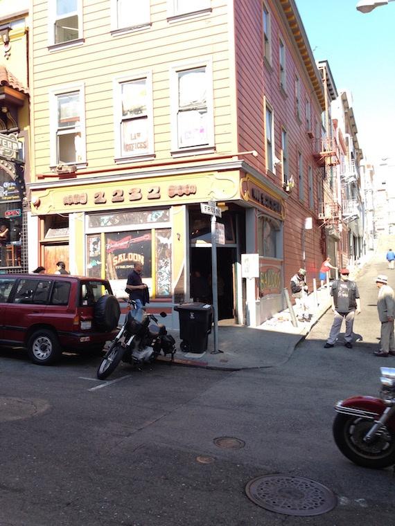 San-Francisco 2232 saloon