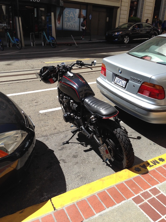 Custom San-Francisco