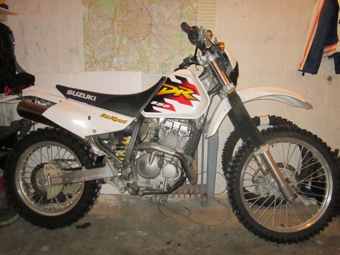 Suzuki DR 250R